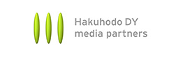 Hakuhodo DY media partnersのバナー
